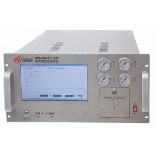 纳克  非甲烷总烃分析仪 NCS-NMHC-1000