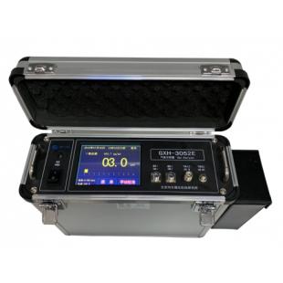 均方理化  GXH-3052E型便携式红外线气体分析器