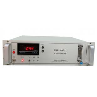 均方理化  GXH-1051L型红江苏快三彩票官网外线气体分析器