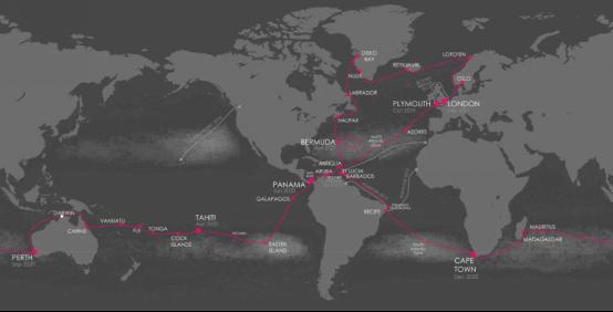 关注海洋塑料污染——珀金埃尔默与eXXpedition同行
