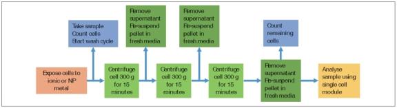 单细胞ICP-MS应用:藻类吸附环境中重金属