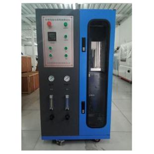 新款GZRS系列单根电线垂直燃烧实验箱