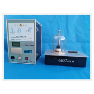 新款GCSTD系列工频介电常数实验仪