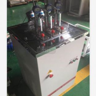 維卡軟化溫度實驗儀