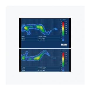床墊壓力分布測量系統