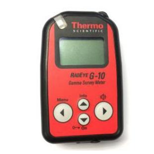便携式γ辐射测量仪RadEye G10