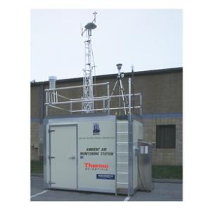 環境空氣質量自動測系統 Ambient gas MS