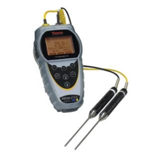 赛默飞 Temp 300 双通道热电偶式温度测量仪