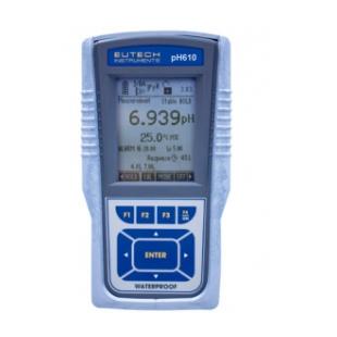 Eutech pH610 便携式pH测量仪