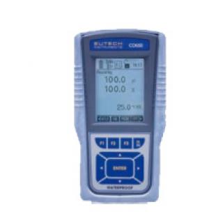Eutech? CyberScan CD 650便攜式多參數水質分析儀
