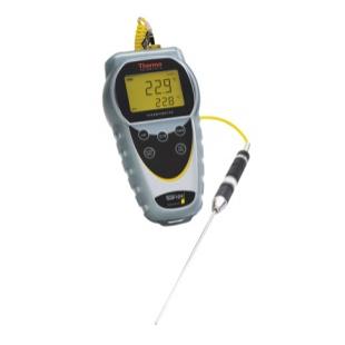 赛默飞 Temp 10 系列单通道热电偶温度测量仪