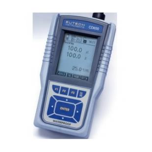 Eutech™ CD650 便携式多参数水质分析仪