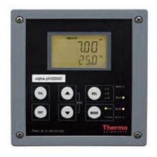 alpha-pH2000D 差分pH/ORP 控制器