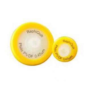 RephiQuik PVDF 一次性針頭式過濾器