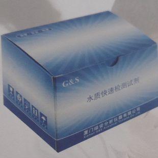 水质速测试剂盒