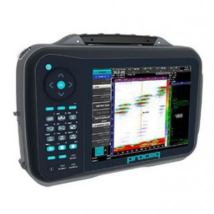 Proceq Flaw Detector 100 PA 16:64 探傷儀