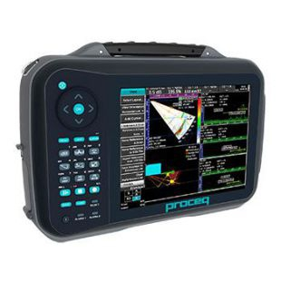 Proceq Flaw Detector 100 PA 16:16 探傷儀