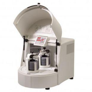 微型行星球磨机PULVERISETTE 5(经典型),带2个研磨罐安装座