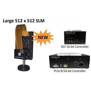美国Meadowlark Optics    Large 512x512超高速纯相位液晶空间光调制器