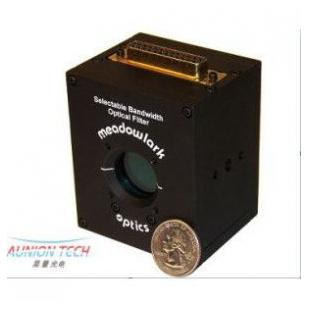 美国Meadowlark Optics  可调谐液晶滤波器/LCTF(半高宽可选)
