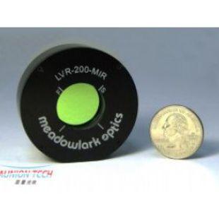 美国Meadowlark Optics  中红外液晶可变延迟器/相位延迟器(3.6um-5.7um)