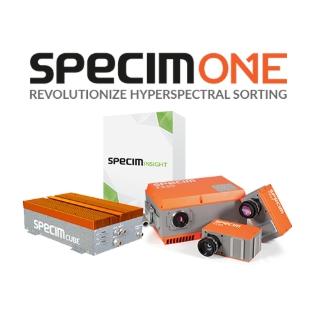 高光谱成像自动在线分选系统-SPECIMONE