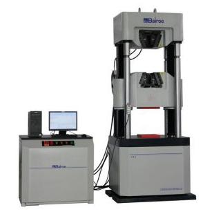 上海百若 WAW-2000 微机控制电液伺服万能试验机