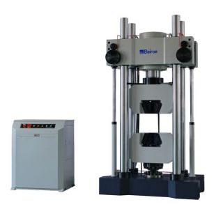 上海百若  WAW-2000 单空间型电液伺服万能试验机(横梁升降机型)