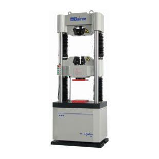 上海百若  WAW-300 微机控制电液伺服万能试验机