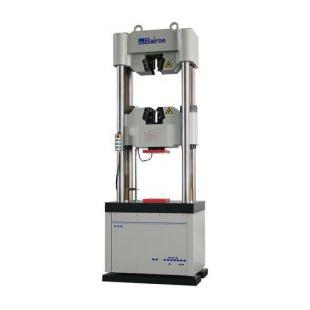 上海百若  WAW-600 微机控制电液伺服万能试验机