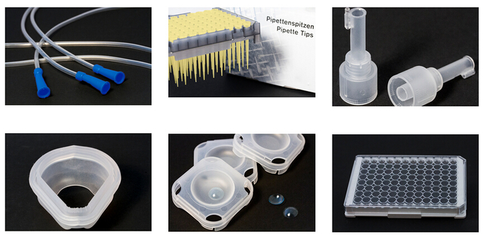 Diener Plasma 等离子表面处理技术 医疗行业应用