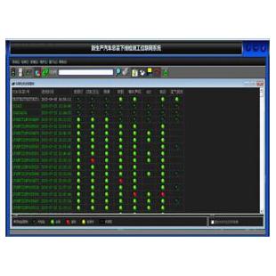 厦门通创汽车检测线联网系统 ALDM1000