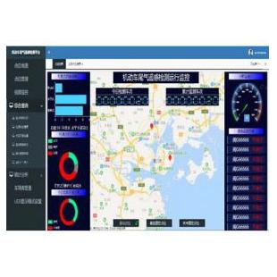 厦门通创VERM1000 机动车尾气遥感监测系统平台