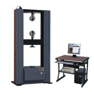 双柱式计算机控制电子万能拉力试验机