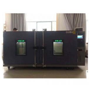 大型步入式高低温试验室 高温老化房