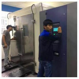 高低温老化试验室