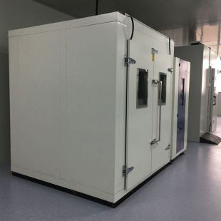 步入式高低温环境试验箱|步入式高低温环境试验室