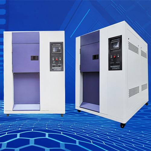 移动式冷热冲击试验箱工作原理