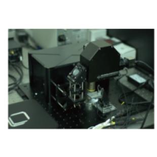 凌云光技术  D-SIM结构照明显微系统