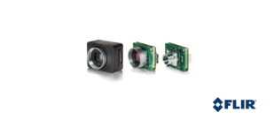 FLIR  Chameleon3 - USB3.0接口高性价比CCD相机  CM3-U3-13S2C-CS