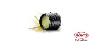 Kowa  1英寸短波红外100万像素镜头  LM25HC-SW