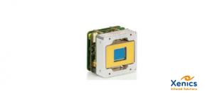 Xenics  大像元宽谱段/深度制冷短波红外相机 - Xeva系列  XSW-320-Gated