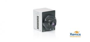 Xenics  大像元宽谱段/深度制冷短波红外相机 - Xeva系列  Xeva-1.7-320