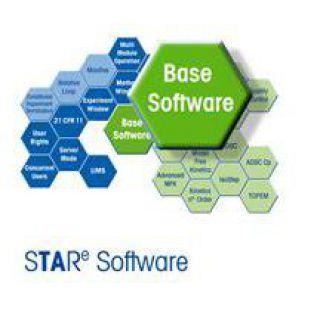 梅特勒-托利多 STARe基本软件