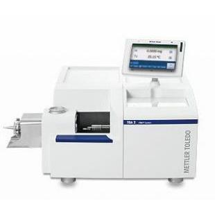 TGA 2 – 带大炉体 (LF) 的热重分析仪