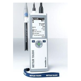 梅特勒-托利多Seven2Go高級單通道便攜式pH計