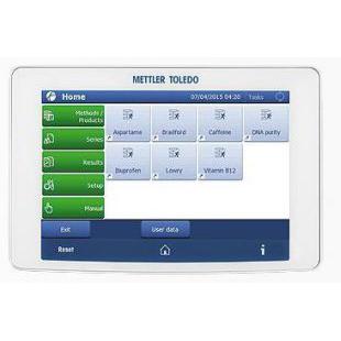 梅特勒-托利多 LabX UV/VIS软件