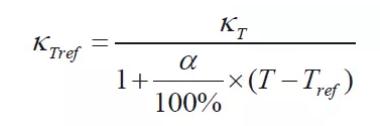 【干货】答疑专栏之电导率的温度补偿