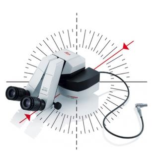 徕卡徕卡DI C800实现镜内投射的功能 Leica DI C800