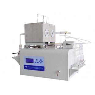 神开SYP1006B-II 深色石油产品硫含量试验器(管式炉法)